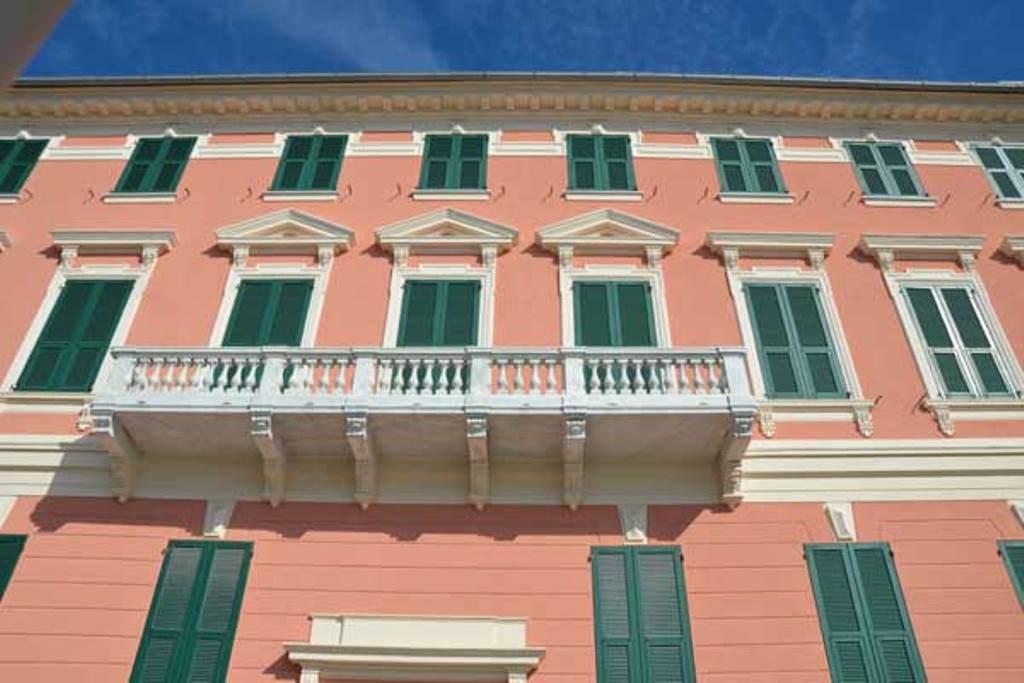 Bilocale fronte mare Lavagna – Genova