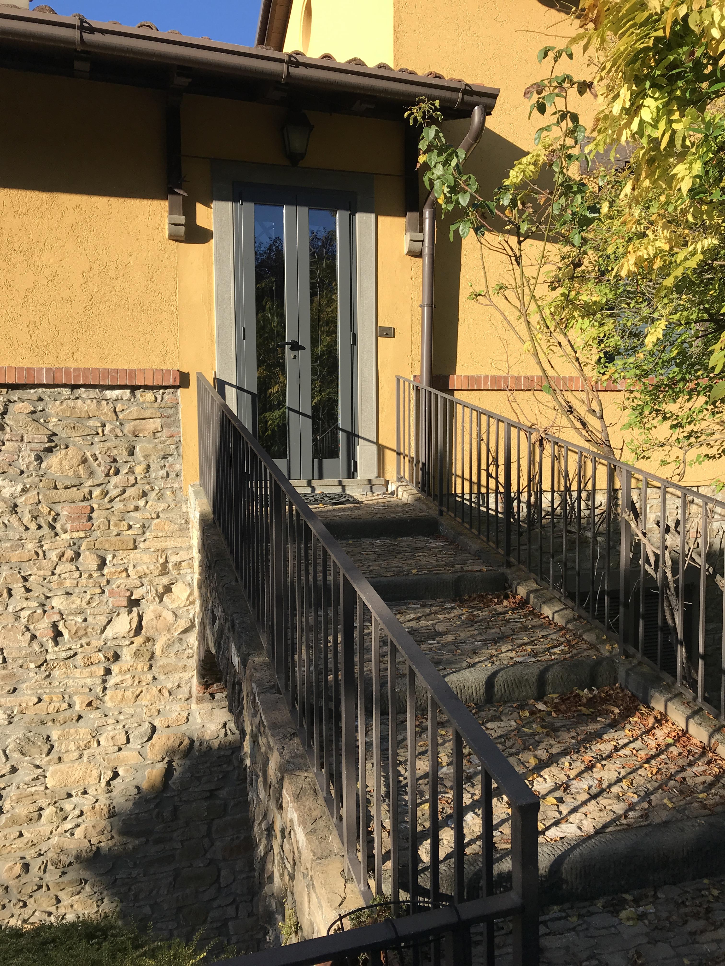 Bergamo – appartamento immerso nel verde