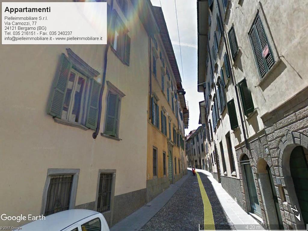 Monolocale vicinanze Accademia Carrara