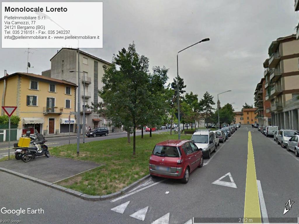 Monolocale arredato Loreto
