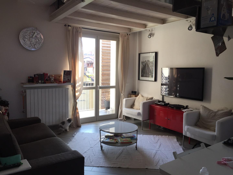 Borgo Santa Cateria Loft ristrutturato con terrazzo