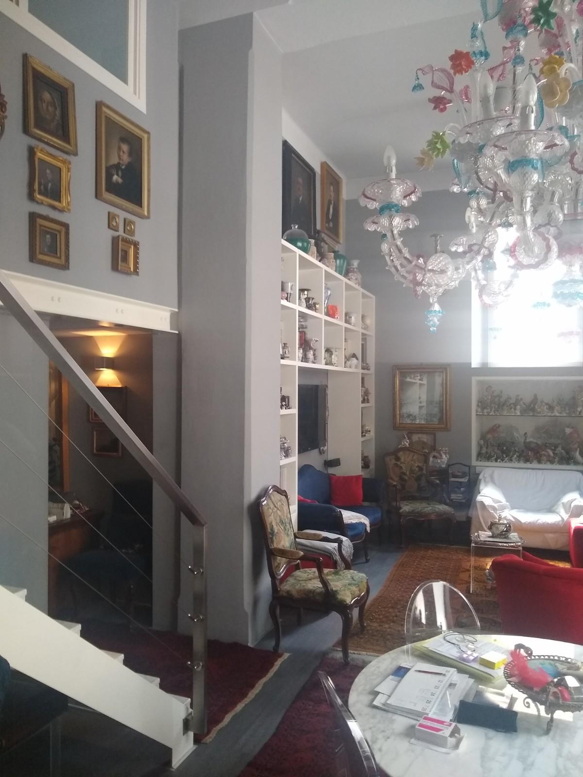 Bergamo Via Locatelli – Loft in palazzo storico