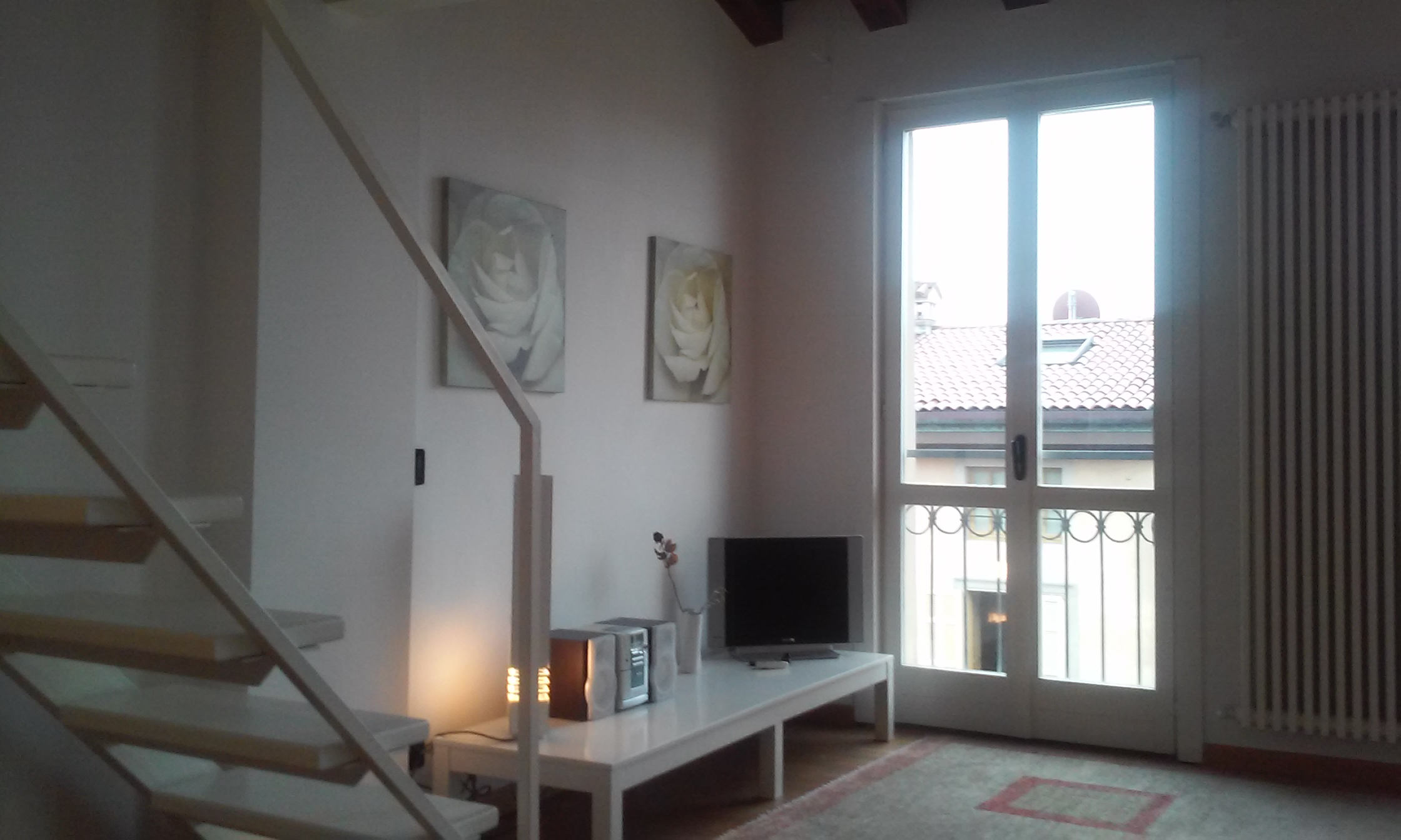 Bergamo Piazza Pontida – Monolocale arredato