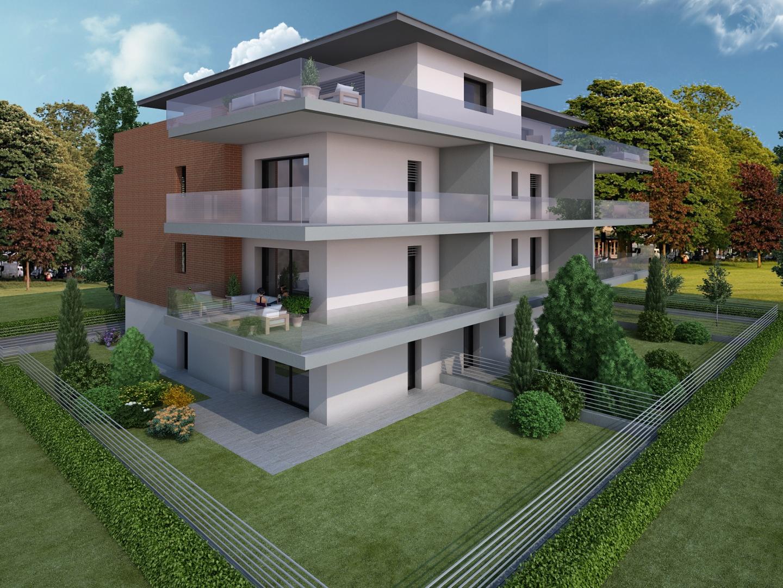 Bergamo Borgo San Caterina – Nuova costruzione