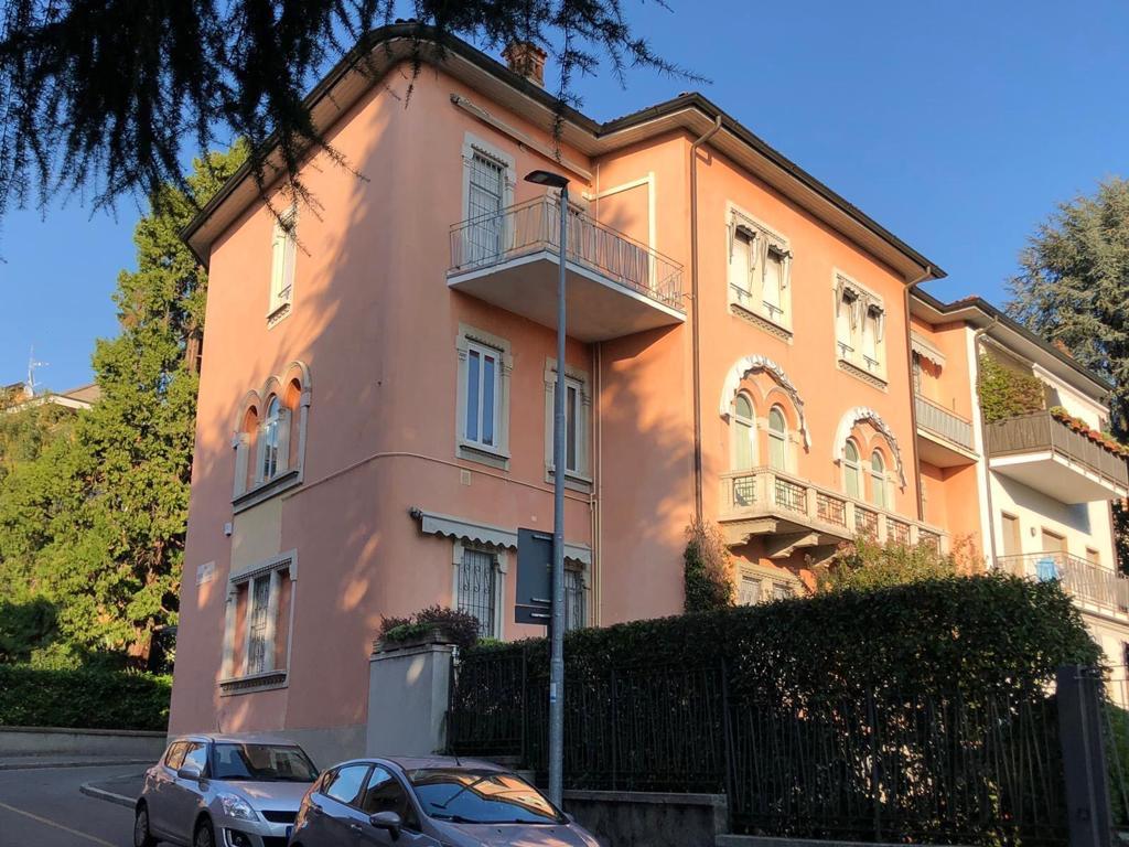 Bergamo – Conca d'Oro