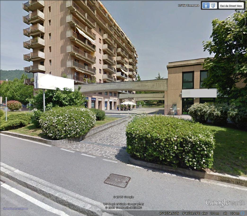 Bergamo Via Tremana – Negozio a reddito