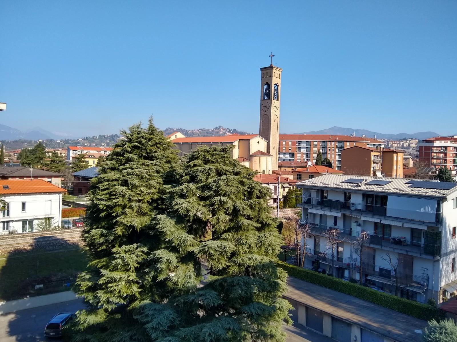 Bergamo – Via Sardegna quartiere San Tomaso de' Calvi