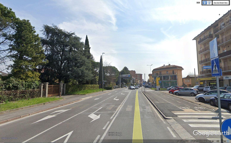 Bergamo Via Borgo Palazzo Terreno edificabile