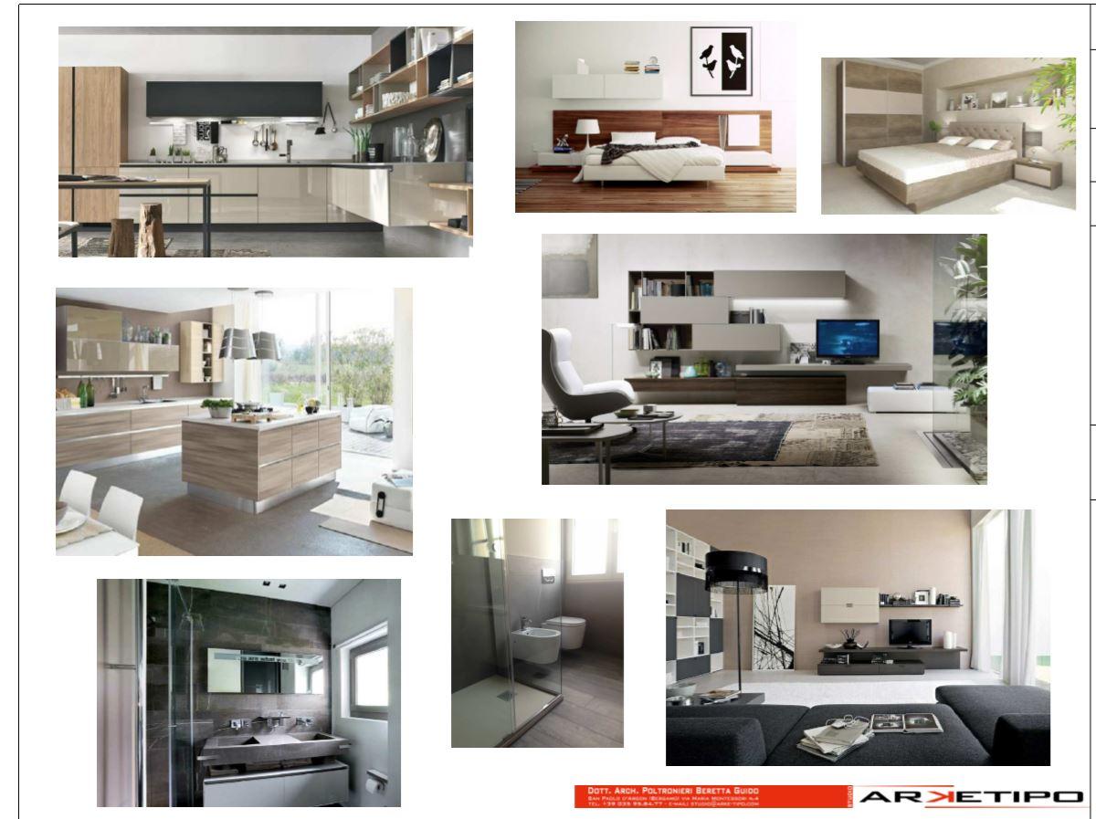 San Paolo D'Argon Trilocale Nuova costruzione