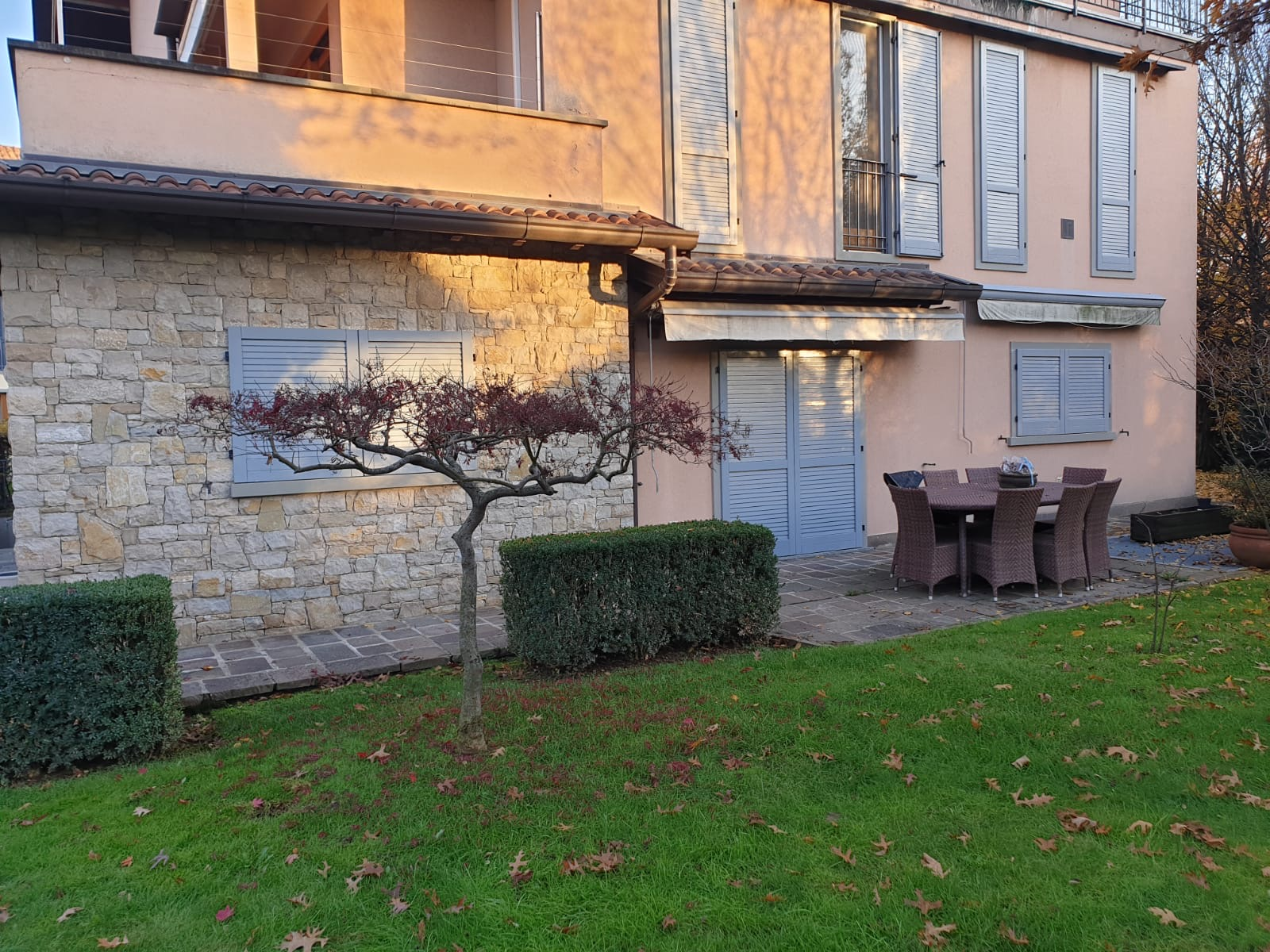 Brembate Sopra Appartamento in Villa