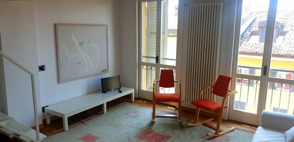 BERGAMO piazza Pontida  – Appartamento